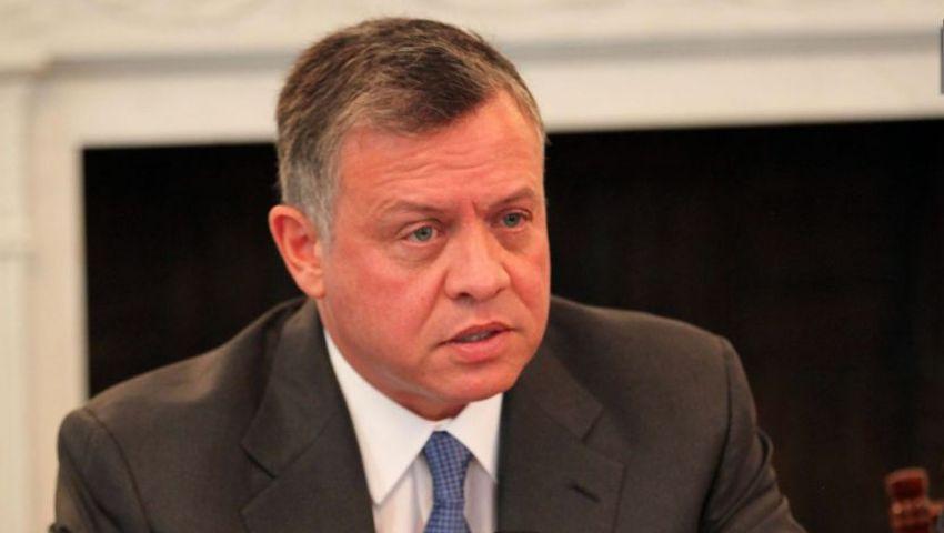 العاهل الأردني يستقبل رئيس مجلس النواب الأمريكي