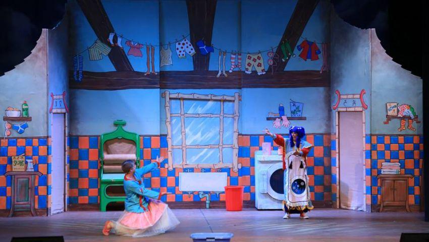 علاء الدين على مسرح MUST Opera House