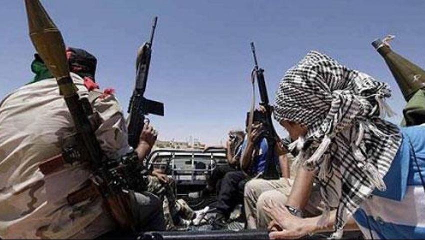اختطاف نائب رئيس المخابرات الليبية