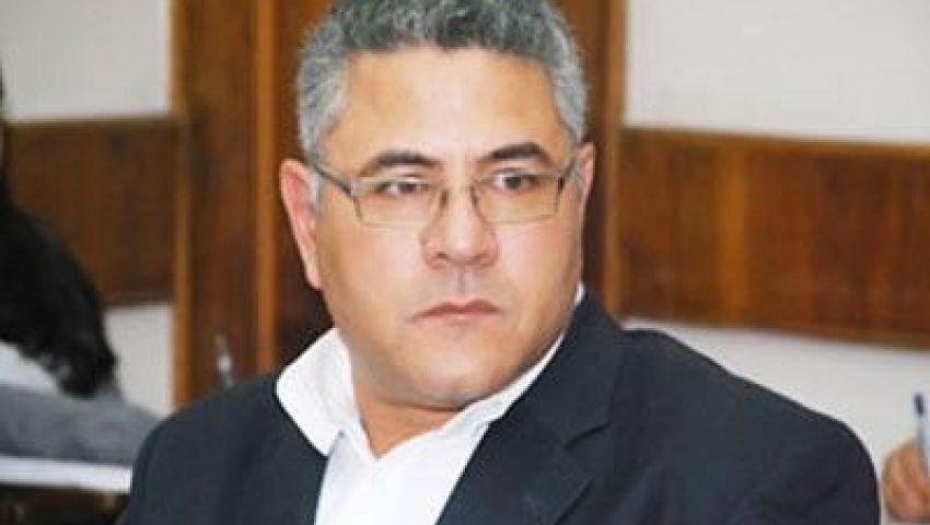 جمال عيد: العنف مرفوض في الخلاف السياسي