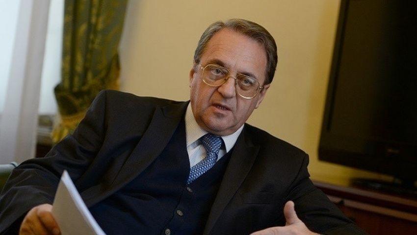 بوغدانوف: نأمل بإنشاء 4 مجموعات عمل لتسوية الأزمة في سوريا