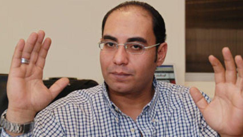 اجتماع السبت يحسم عقوبة عبدالظاهر