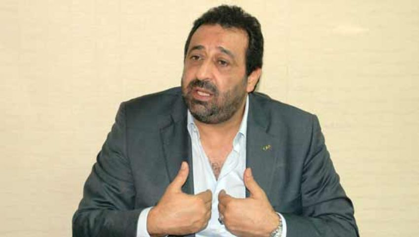 مجدي عبد الغني يسحب أوراقه ترشحه لمنصب نائب رئيس الأهلي