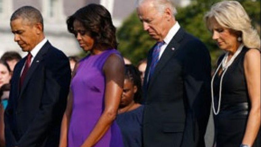 أوباما يحيي ذكرى هجمات 11 سبتمبر