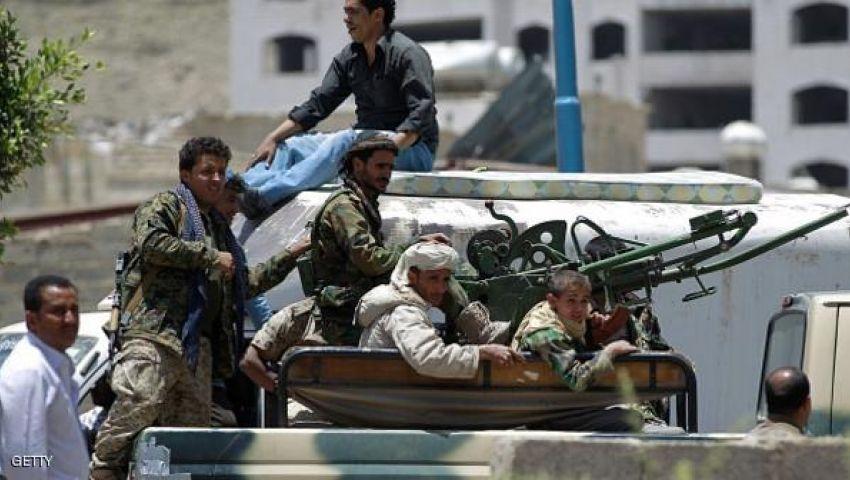 مقتل 2 من المقاومة الشعبية في قصف حوثي على تعز