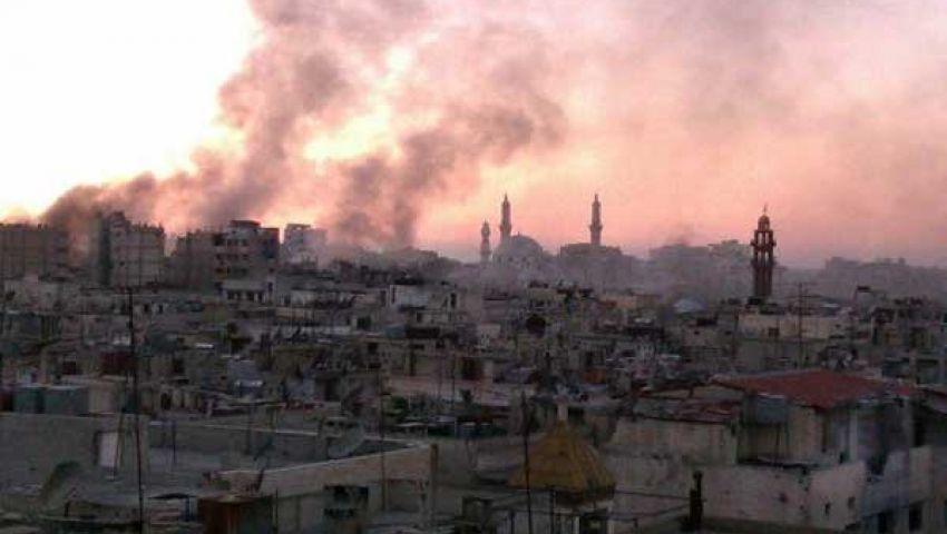 75 قتيلا حصيلة اشتباكات الجمعة بسوريا
