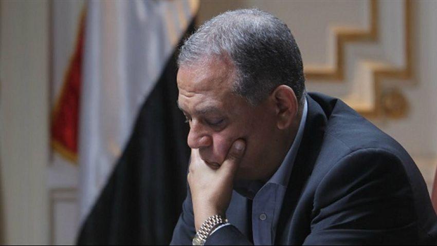 السادات يستقيل من رئاسة لجنة حقوق إنسان النواب