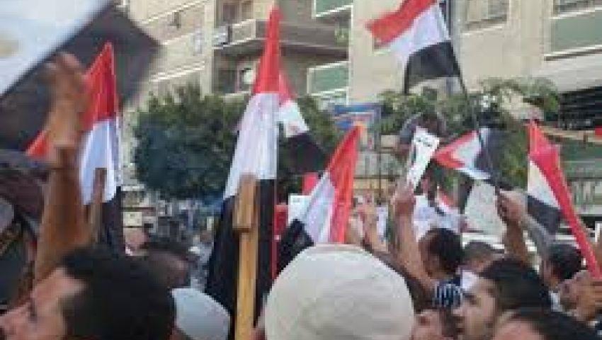 ضبط فلسطينيين في مظاهرات شبين الكوم وتسليمهما للشرطة