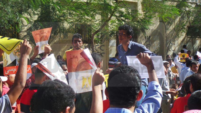 انطلاق مسيرة خاتم المرسلين بمنطقة العمرانية