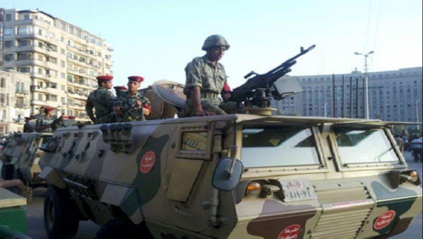 التحرير في حماية الجيش والشرطة قبل مظاهرات جمعة التفويض