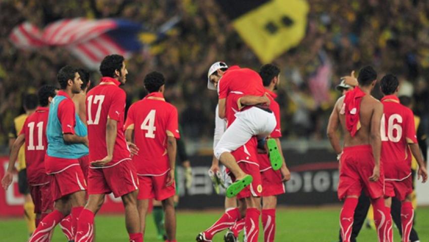 فوز صعب للبحرين على ماليزيا