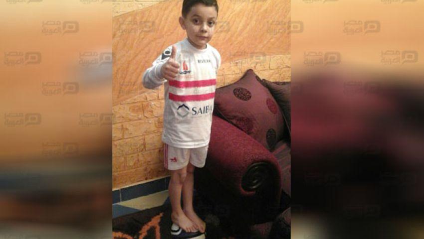 الطفل أحمد السيسي: لم أتوقع خسارتى.. ونفسي شيرين ترجع.. وعاوز أقابل الرئيس