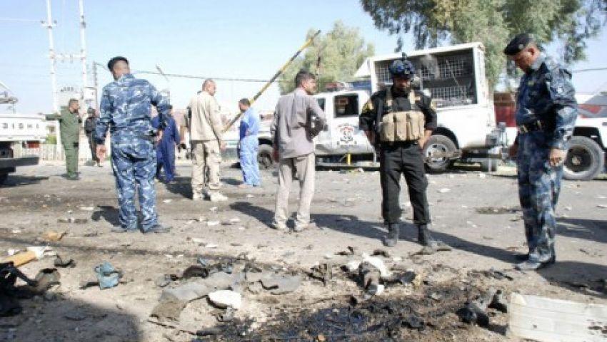 مقتل 6 مدنيين عراقيين في انفجار غربي كركوك