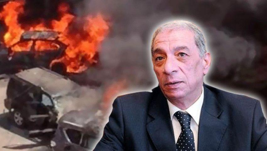 للمرة الثالثة.. الداخلية تعلن الثأر من قتلة هشام بركات