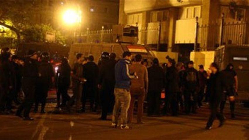 القبض على 10 طلاب بتهمة قطع الطريق العام في الأقصر