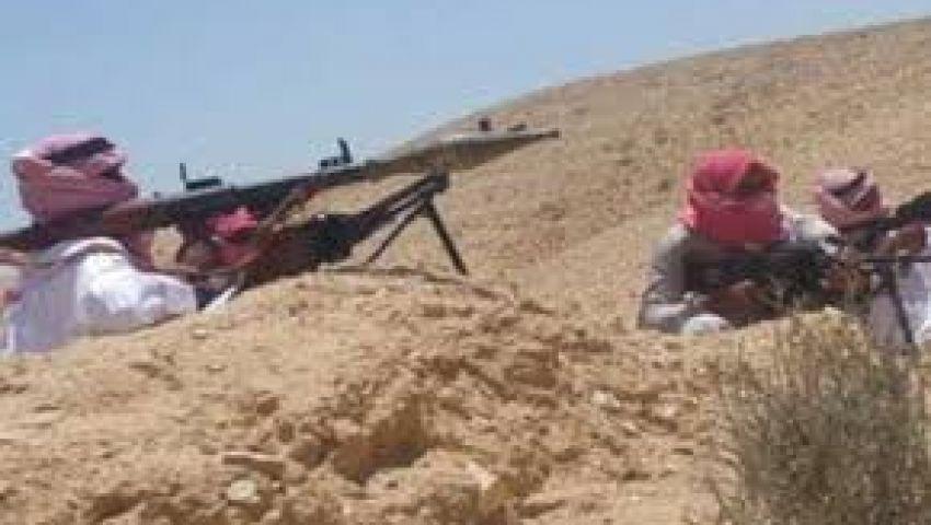 مقتل وإصابة 6 من قوات حرس الحدود بسيناء