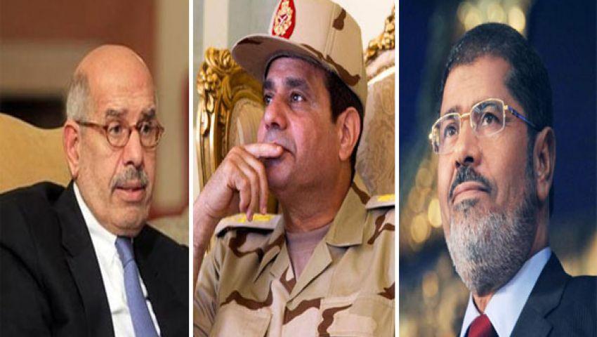 الدولة العميقة تظهر من جديد في مصر