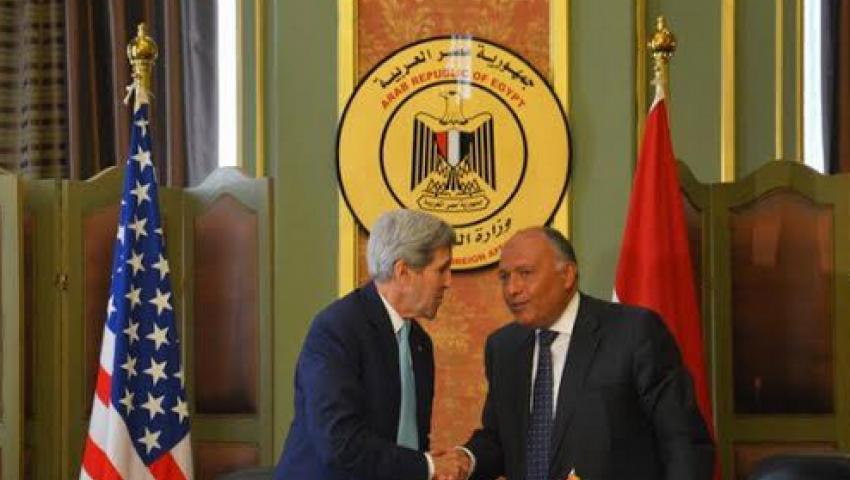 الخارجية تنشر البيان المشترك للحوار الاستراتيجي المصري الأمريكي