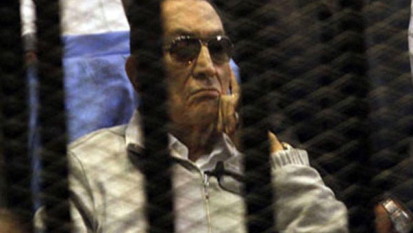 تأجيل محاكمة مبارك والعادلي لجلسة الغد
