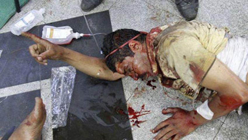 المنظمة العربية لحقوق الإنسان تستنكر مجزرة الحرس الجمهوري