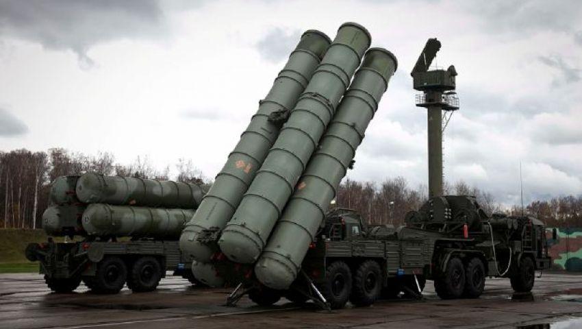 إيران تتسلم أول شحنة من صواريخ إس- 300 الروسية