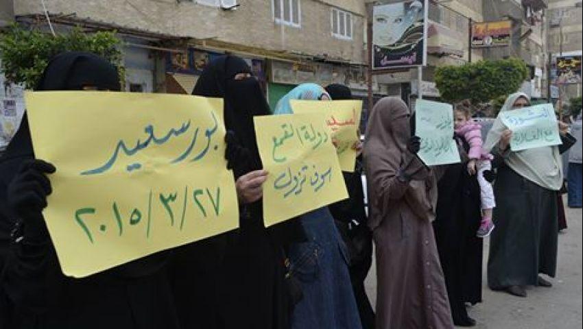 معارضو بورسعيد ينددون بالتعذيب الوحشي للمعتقلين