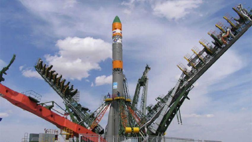صاروخ سويوز الروسي يضع قمرًا اصطناعيًا في المدار