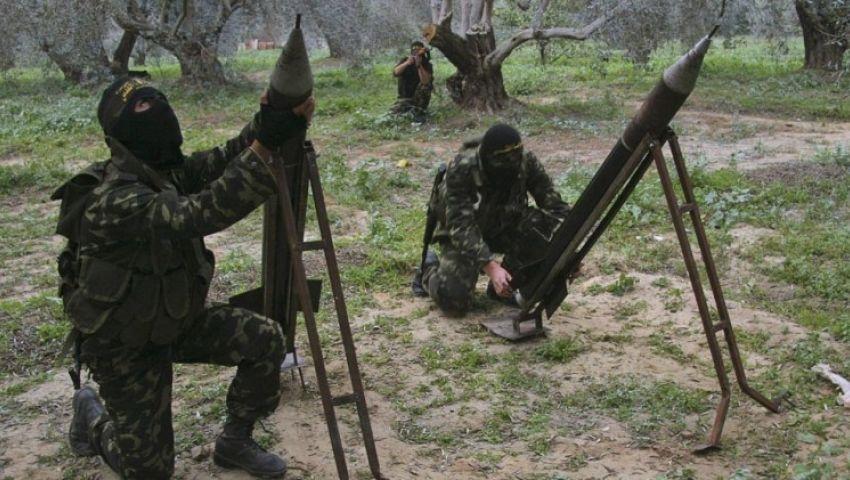 4382 صاروخا أطلقت من غزة على إسرائيل خلال العدوان
