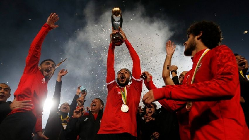 فيديو| رقص وغناء.. نجوم الفن يحتفلون بتتويج الاهلي بدوري أبطال أفريقيا