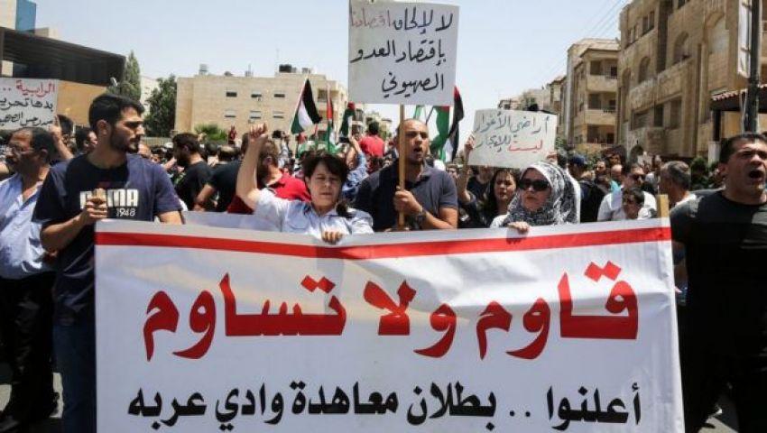 إسرائيل تواجه «تكشيرة» أردنية.. المتسلل مقابل الأسيرين ولا تمديد للغمر والباقورة