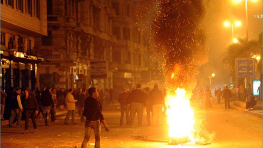6 قتلى في اشتباكات الإسكندرية