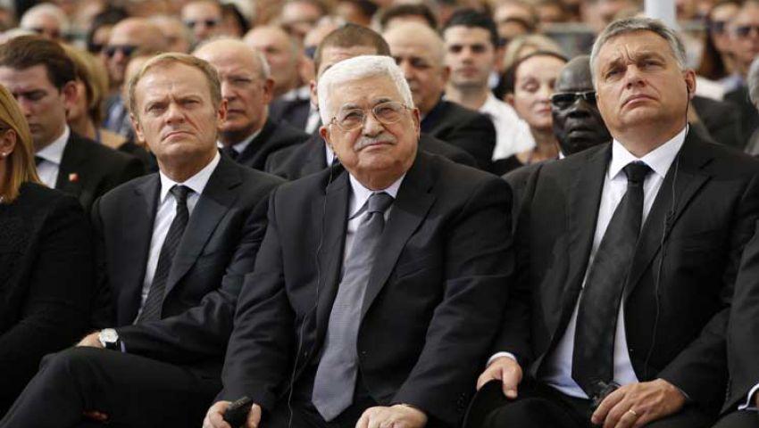 الرئيس الإسرائيلي يلتقي نظيره الفلسطيني في القدس