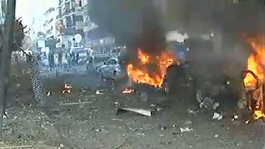 20 قتيلا بانفجار قرب السفارة الإيرانية في بيروت