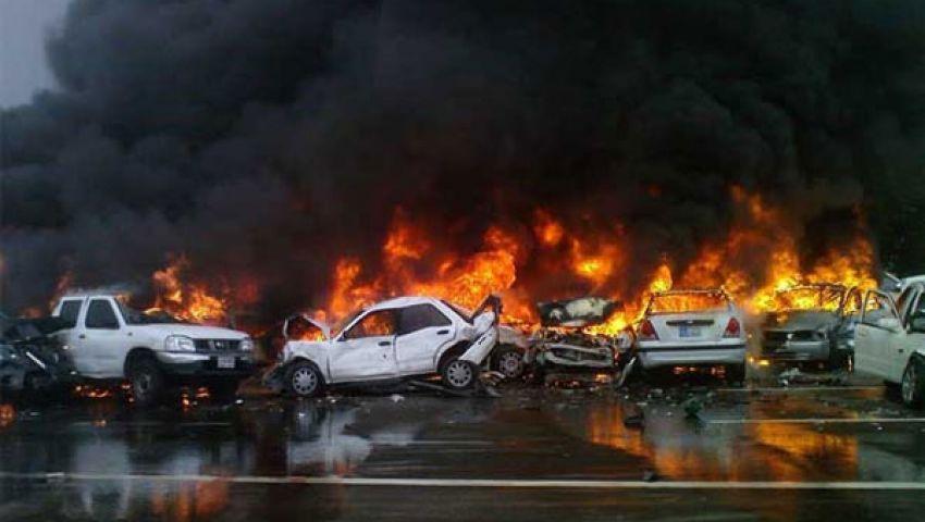 مقتل شخص وإصابة 5 آخرين بتفجير شمال اليمن