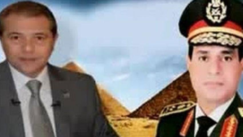 فيديو..الفراعين: السيسي وعكاشة أنقذا مصر من ثورة 25 يناير