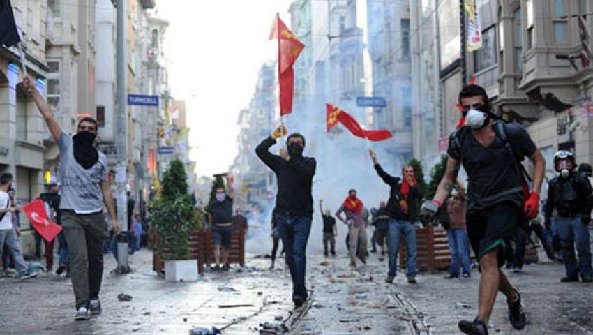 اشتباكات في أنقرة واعتقال 12 في أضنة