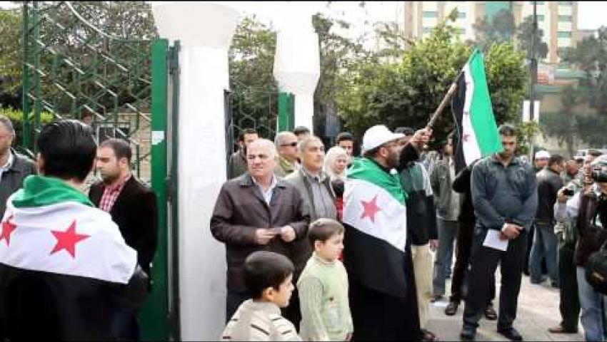 الشعبي يدعو لمسيرة بالتحرير لدعم سوريا