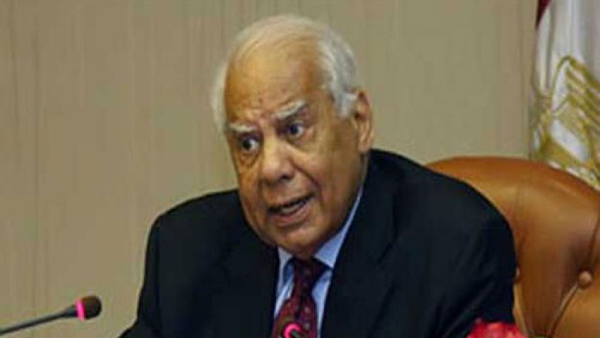الببلاوي: لن أطلب من الأحزاب ترشيح أعضاء للوزارة