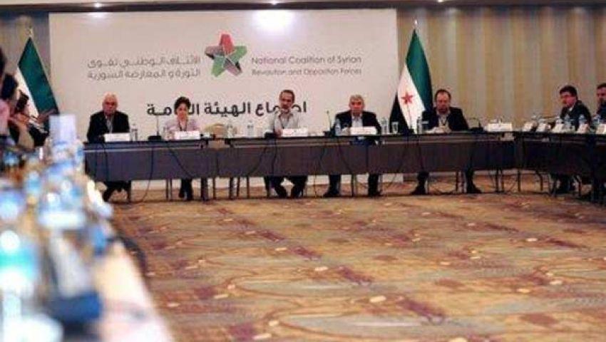 معارض سوري يطالب بتفتيش دولي بموقع القصف الكيمياوي