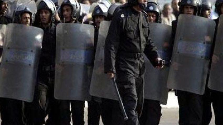ضبط 3 معارضين في أعمال عنف بالإسكندرية