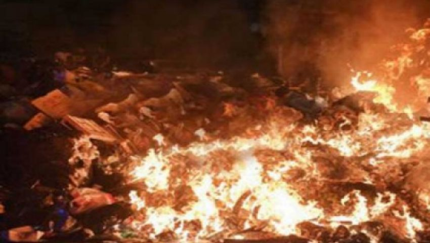 حريق «مجهول» يلتهم أكبر مشروع للدواجن في العراق