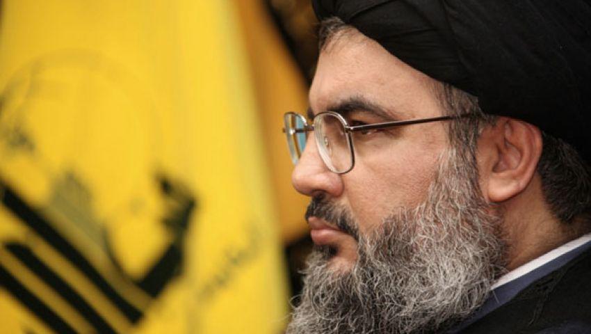 حزب الله: قصف  سوريا يهدد الأمن الدولي