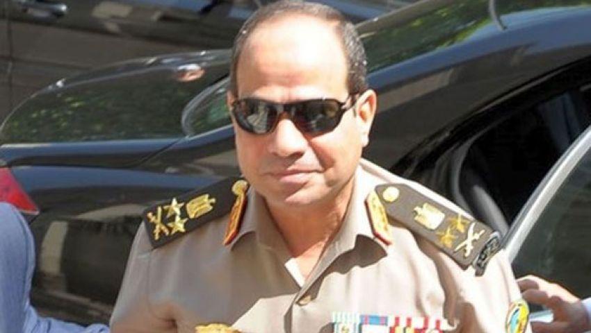 السيسى يشهد الاحتفال بتخريج الدفعتين 64 بحرية و41 دفاع جوي