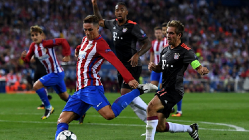 بالفيديو.. أتلتيكو مدريد يكبد بايرن الخسارة الأولى  هذا الموسم