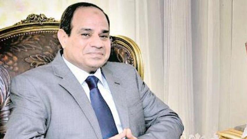 السيسي يدعو رئيس البرلمان الليبي لزيارة مصر