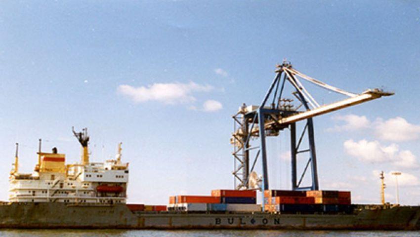 وصول 13 ألف طن فحم أوكراني إلى ميناء الإسكندرية