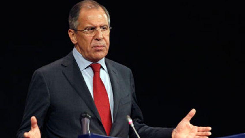 لافروف: الأزمة السورية لن تحل عسكريًا