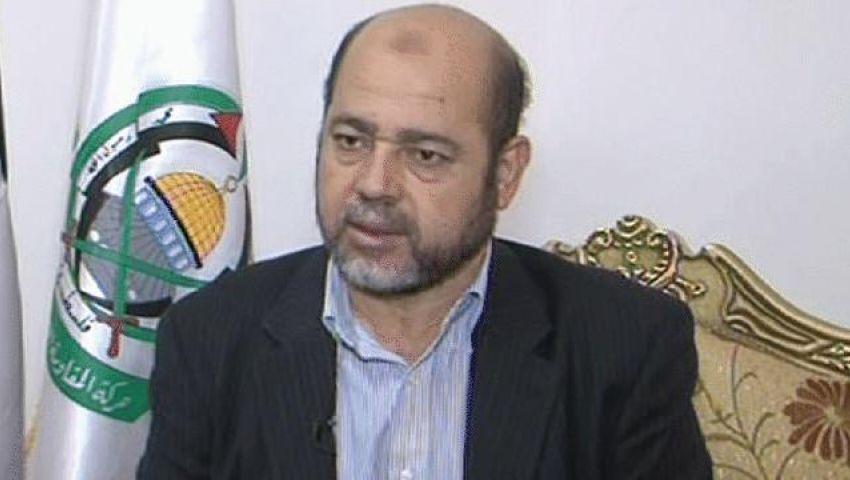 أبو مرزوق: اتفاق تهدئة مع الاحتلال وليس هدنة