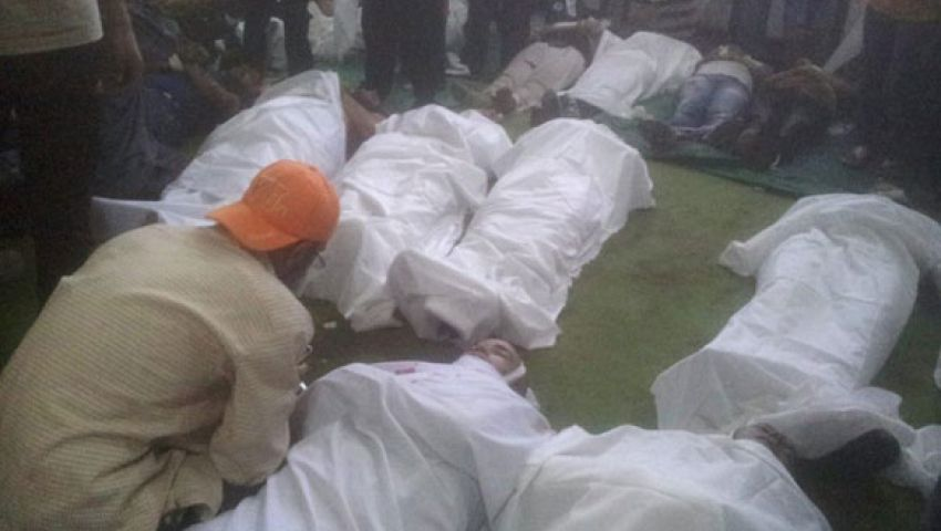 الوزراء: 57 قتيلا و563 مصابا من الشرطة بفض الاعتصام