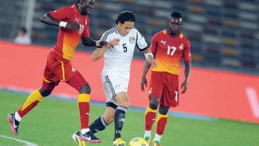 الجبلاية تطلب إقامة مباراة المنتخب مع غينيا بحضور الجمهور